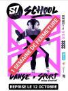 1 SEMAINE DE FERMETURE @ SECTEUR 7 SCHOOL ! REPRISE DES COURS LE 12 OCTOBRE !!!