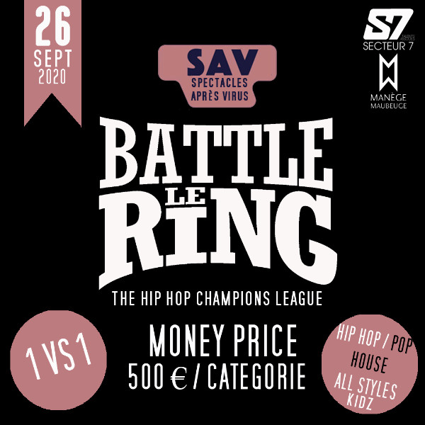 BATTLE « LE RING »
